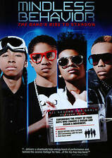 Mindless Behavior: All Around the World (Blu-Ray) NEW **Free Shipping**