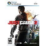 Just Cause 2 (PC, 2010), brand new, sealed fast shipping.