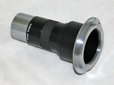 "1.25"" 26mm Telescope Eyepiece Adapter for Canon EOS EF EF-s mount DSLR cameras"
