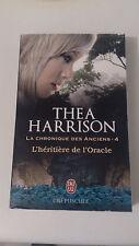 Thea Harrison - La chronique des anciens, Tome 4 : L'héritière de l'Oracle