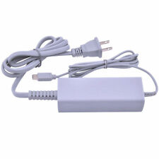 US Plug AC Charger Power Supply Adapter for Nintendo Wii U Console Gamepad Free