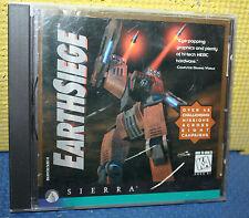 Sierra Earthsiege PC Jewel Case CD-ROM