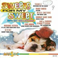 Sweets for my Sweet-80's Hit Collection Divine, Trans-X, P.Lion, Mandy Wi.. [CD]