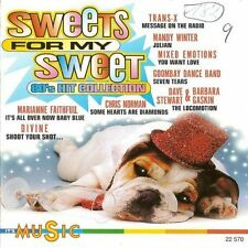 Sweets for my sweet - 80's hit collection divine, trans-x, p. Lion, Mandy hiver, I