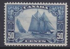 "Canada 1929 #158 King George V ""Scroll"" Issue - Bluenose VF MH"