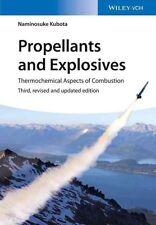 Kubota-Propellants and Explosives BOOKH NEW