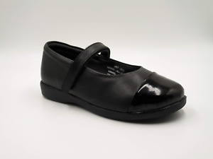 Girl's patent leather  school shoes size 1 to 13