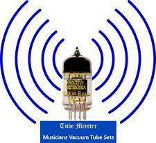 MESA BOOGIE Tigris Audio Amp ULTIMO Tube Set Gold Pin Preamp 6V6 EL84