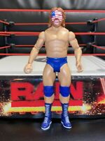 Hacksaw Jim Duggan - Basic Summerslam Series - WWE Mattel Wrestling Figure