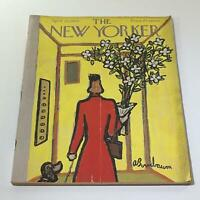 The New Yorker: April 25 1959 Full Magazine/Theme Cover Abe Birnbaum