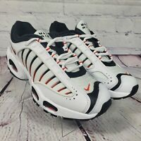 Nike Youth Size 7Y Air Max Tailwind IV Habanero Red BQ9810-103