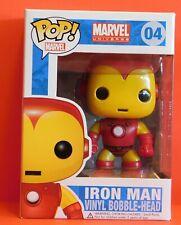 Bobble Head Marvel Iron Man Funko Pop Vinyl
