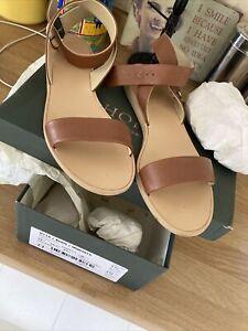 Hobbs Ladies Leather Sandals 7