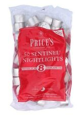 PRICES CANDLES NIGHTLIGHTS Candles 50Pk SE006028