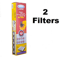 2-Pack Air Filter Replacement for Aprilaire Space-Gard 201 Model 2200 & 2250
