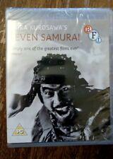 Seven Samurai (Blu-ray Edition) [1954] - New Sealed