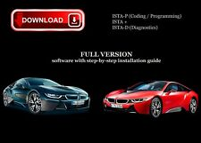 2020 ISTA P ISTA + D BMW Diagnostic EDIABAS ICOM K DCAN Rheingold Full Version