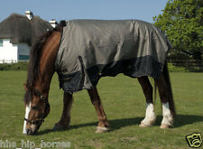 Blizzard Turnout Rug ALL SIZES (Pony/Horse) - 320gsm Heavyweight ** FREE P&P **