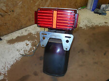 honda gl1100 rear back fender tail brake light goldwing interstate 1980 1981