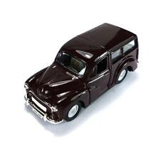 Saico - 1:26 Morris Traveller Die-cast Model - Brown