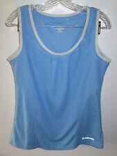 NWOT Athletic Running Moving Comfort Sze Medium Tank Top Blouse Sleeveless Shirt