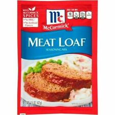 McCormick Classic Meat Loaf Seasoning Mix Packet - 1.5oz FREE SHIPPING