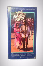 VHS The Music Man Robert Preston Shirley Jones Buddy Hackett  Musical New Sealed