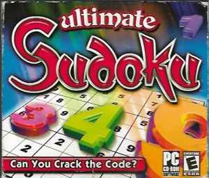 Ultimate Sudoku PC, 2005 Rated E Everyone