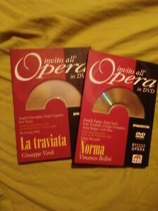 INVITO ALL'OPERA RACCOLTA COMPLETA 100 DVD