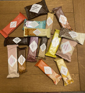 10 X EXANTE MEAL REPLACEMENT BARS - PICK YOUR FAVOURITES OR TRY NEW FLAVOURS
