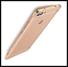 ^ MIRO 3 in 1 Gold Nokia 6 2018 Schutzhülle Cover Back Case Hülle Schutz
