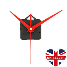 Red Triangle hands DIY Clock Mechanism - Make Your Own Clocks