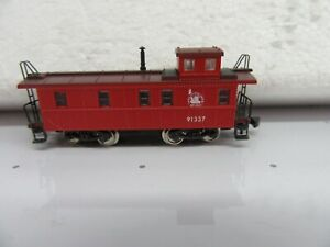 Z - Marklin 8230 Central Railroad Company Caboose NEW JERSEY RD:# 91337 - NIB