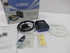 Datalogic Ds2100N - 2210 High Resolution Compact Laser Scanner w/ Cd 930153165