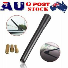 "4"" 10cm Car Antenna Mast Aerial Vehicle Roof A/FM Radio Signal Booster Universal"
