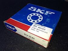 SKF 6014-2ZJEM Deep Groove, Radial Ball Bearing, with Braycote 815Z Lube