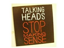 The Talking Heads Poster Stop Making Sense Flat
