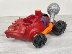 Masters Of The Universe BASHASAURUS Vehicle COMPLETE Mattel 1984 MOTU