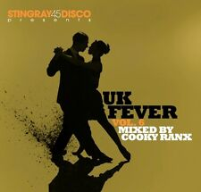 UK FEVER REGGAE LOVERS ROCK MIX CD VOL 6