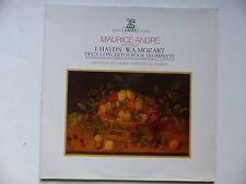 MAURICE ANDRE HAYDN MOZART Concertos pour trompette Orch LISZT BUDAPEST STU71148
