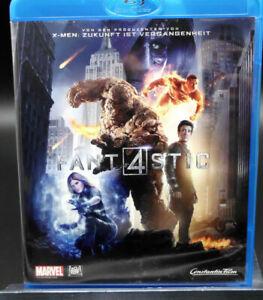 """Stan Lee´s""""Fantastic Four 3""""(2015) auf Blu Ray,Marvel,aus Sammlung"""