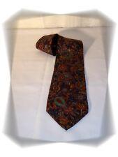 Fancy Krawatte bedruckt yves Saint laurent YSL