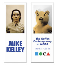 Mike Kelley Large Exhibition Street Banner 2014, an artist featured by Supreme