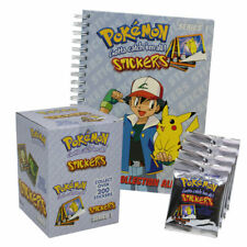 Pokemon - Retro Sticker Set - 340 Sticker + Sammelalbum!