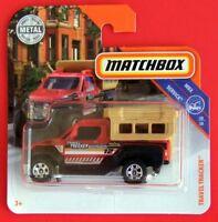 MATCHBOX 2018  TRAVEL TRACKER   101/125   NEU&OVP