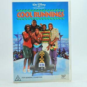Cool Runnings Disney John Candy Leon Malik Yoba DVD Good Condition