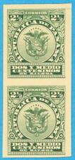 PANAMA - 188 IMPERFORATE PAIR MINT NO GUM - UNLISTED VARIETY - POSSIBLE ERROR?