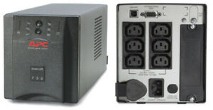 APC Smart-UPS (750 VA) Tower UPS - New batteries - 12 Month RTB warranty