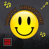 Happy Hardcore-Full Length & Unmixed!-DJ Friendly-320kbps-16gb-1000+Tracks!CDJ!