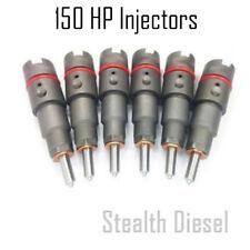 150HP Performance Injectors for Dodge Diesel Cummins 1998.5-2002 24v